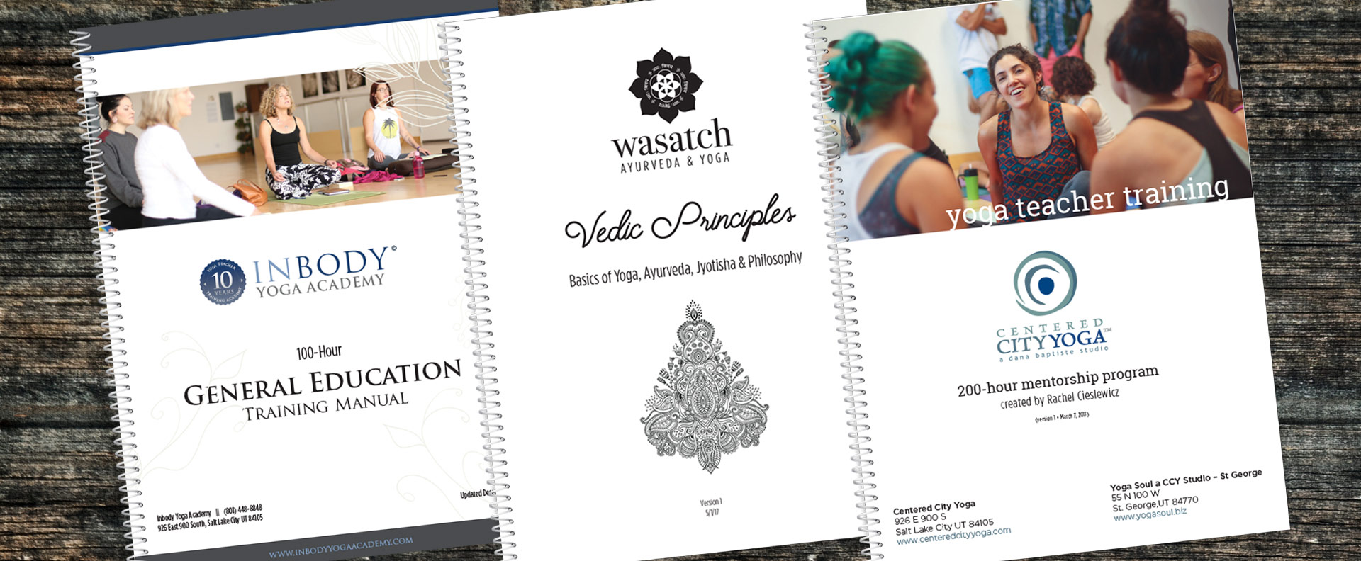 Yoga Teacher Training Manual Design and Writing