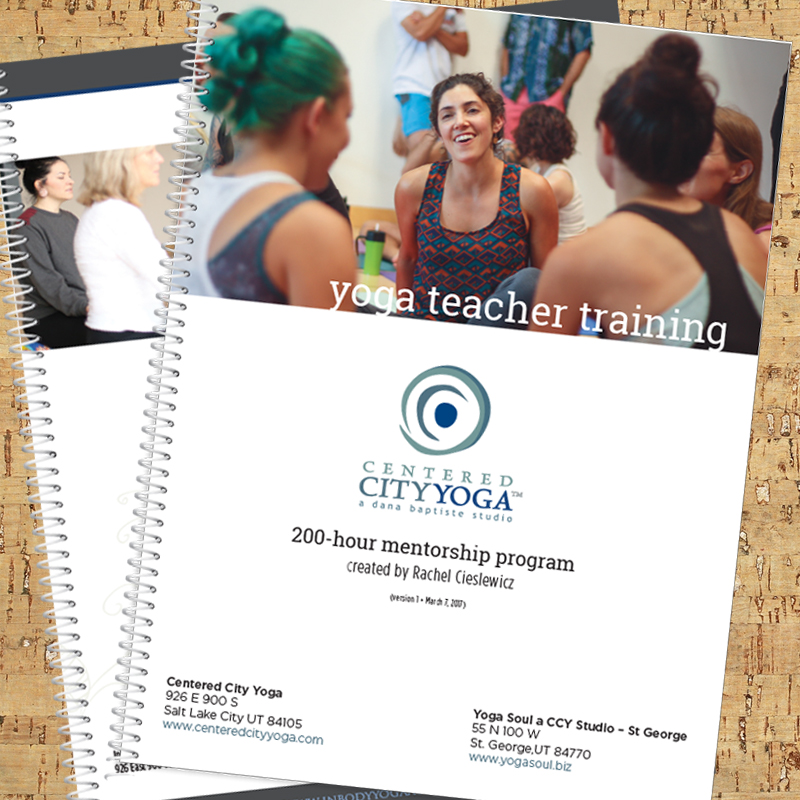 Yoga Teacher Training Manuals