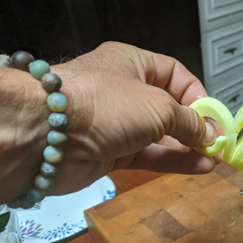 Handmade mala bracelet for boyfriends